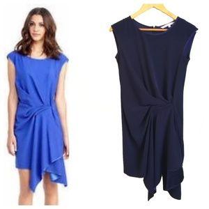 Rachel by Rachel Roy Sleeveless Navy Dress, sz XS